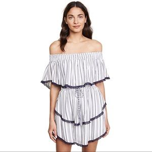 The Jetset Diaries Aries Off- Shoulder MiniDress